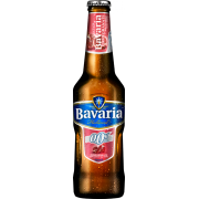 BAVARIA  Pomegrante non alcoholic beer NRB ( 24 x 330ml )