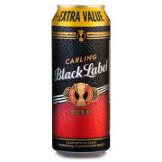 Black Label Can  (6 x 500ml)