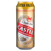 CASTLE Lager Can ( 6 x 500 ml )