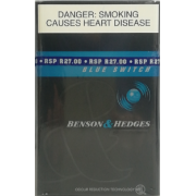 BENSON & HEDGES  Blue Switch ( 1 x 20's )