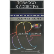 BENSON & HEDGES  Platinum Switch ( 1 x 20's )