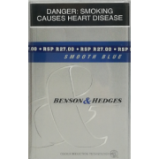 BENSON & HEDGES  Smooth Blue ( 1 x 20's )