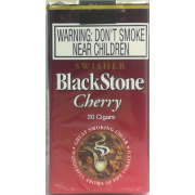 BLACK STONE Cherry Cigars 20's