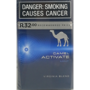 CAMEL Activate Blue Mint ( 1 x 20's )