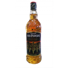 100 PIPERS WHISKY ( 1 x 750ml )
