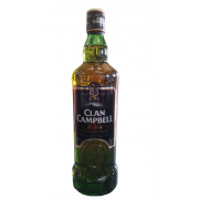 CLAN CAMBELL Whisky ( 1 x 750ml )