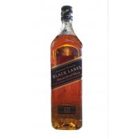 JOHNNIE WALKER Black Label Scotch Whisky  (1 x 750ml)